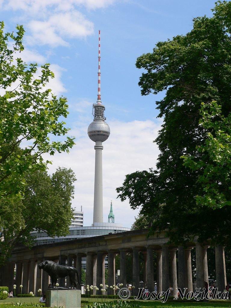 ZOO a Tierpark BERLÍN
