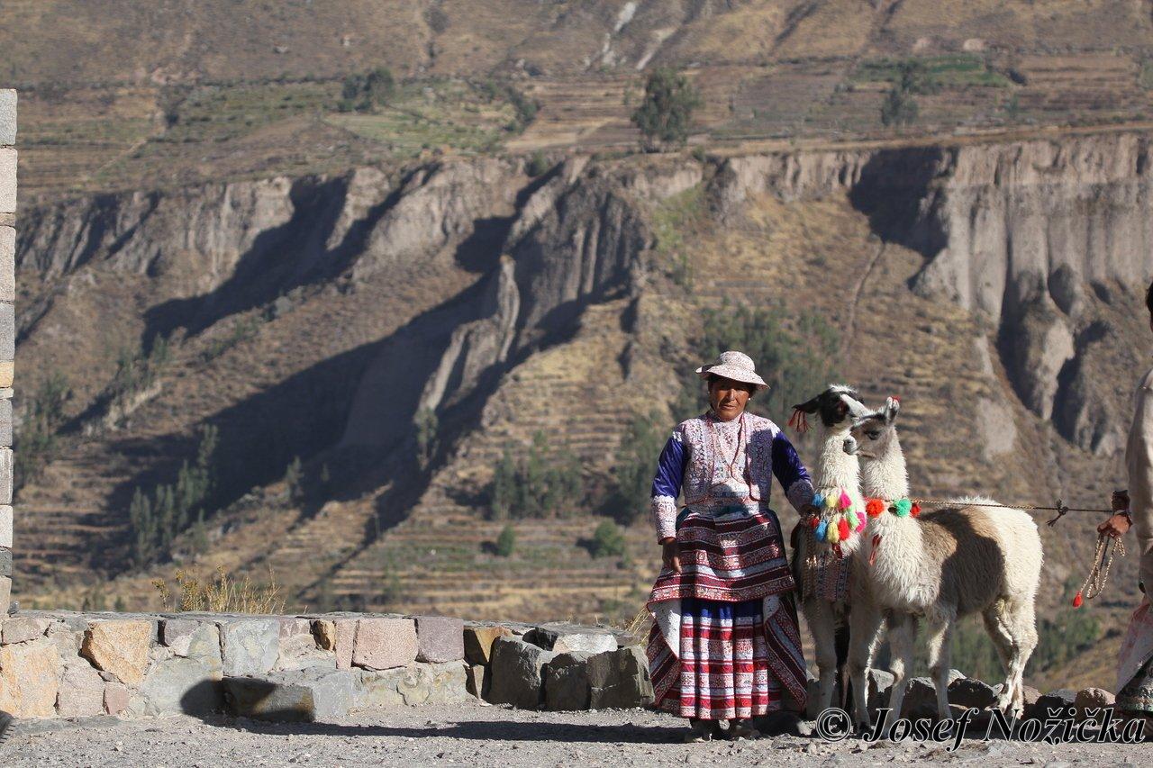 Peru - prodloužení s pralesem