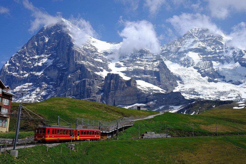 Švýcarsko - Last Minute