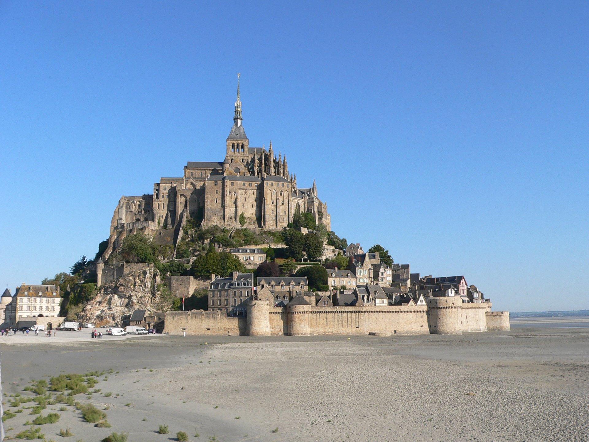 Paříž - Normandie - Bretagne